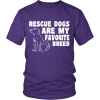 Rescue Dogs Shirt-407